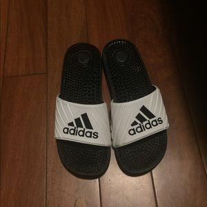 Adidas slide sandals